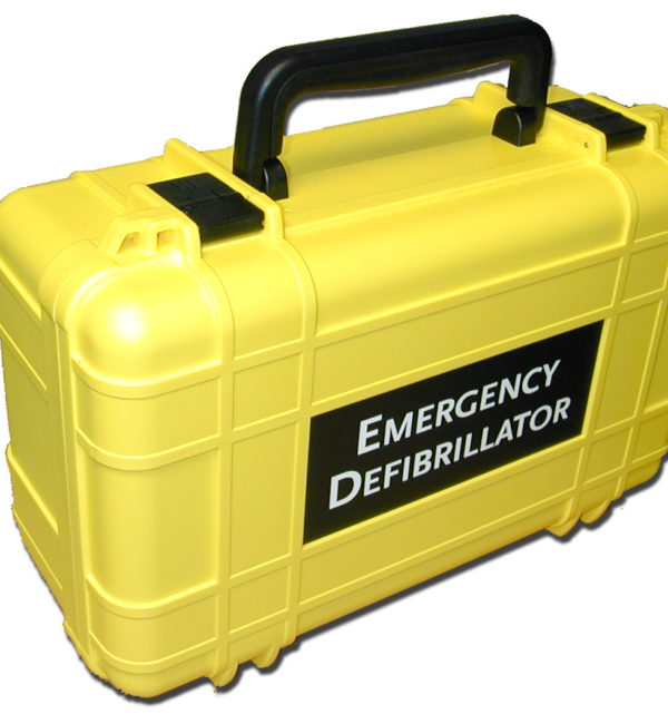 defibtech lifeline carrying case aed