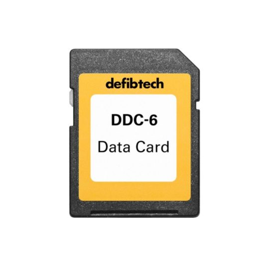 defibtech DDC-6 medium data card