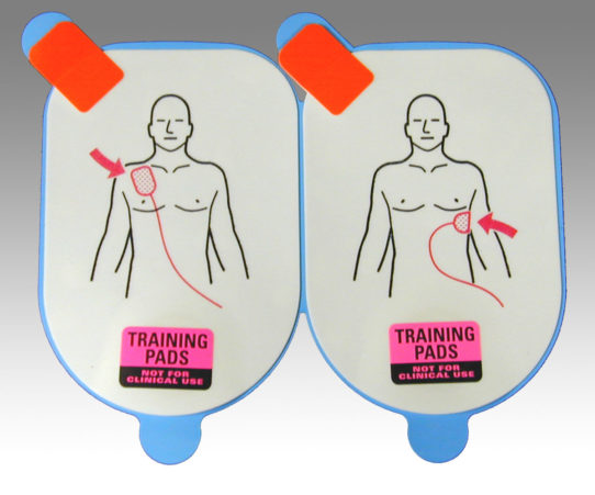 adult replacement training pad 1 set