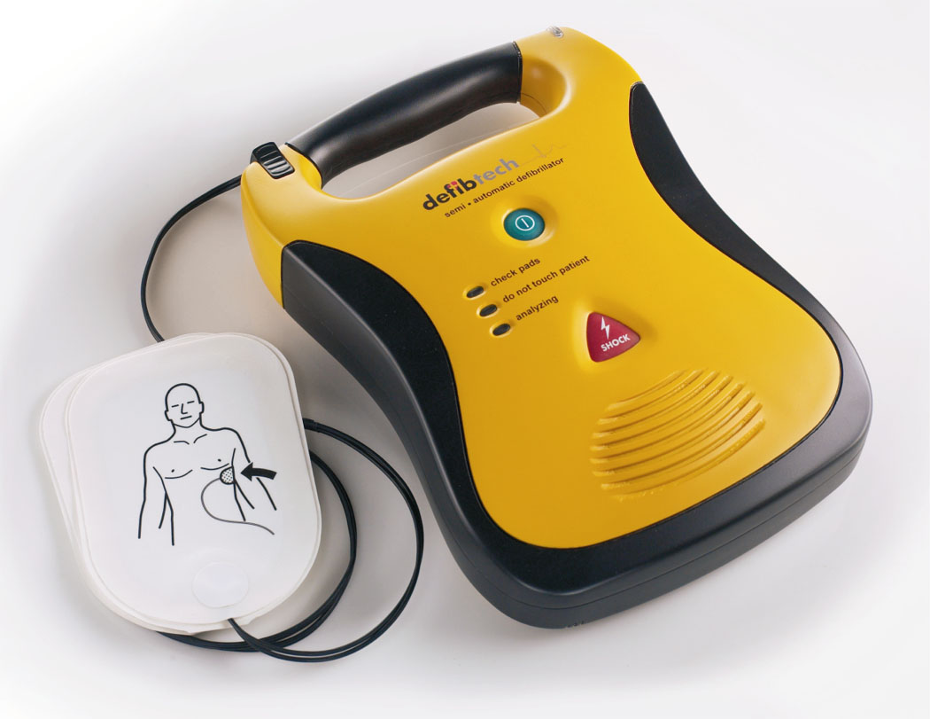 Defibtech Lifeline Semi AED Automatic Defibrillator | Priority First Aid