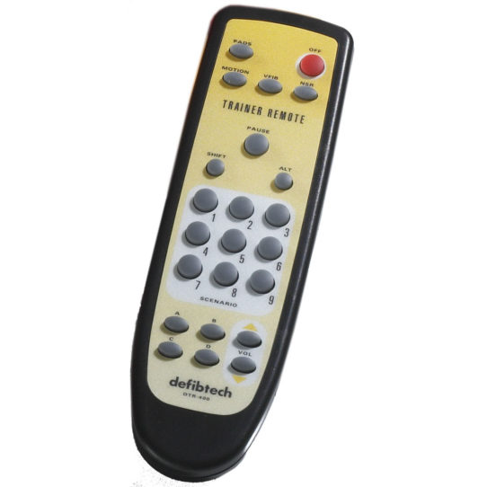 Defibtech Training Remote