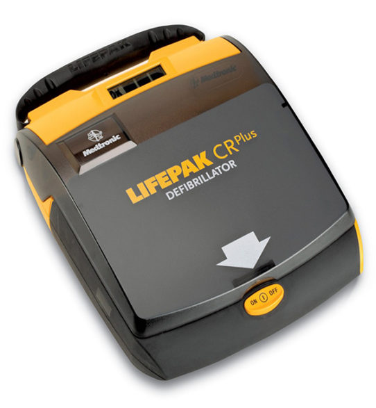 Lifepak CR Plus Semi Automatic Defibrillator