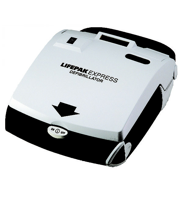 Lifepak Express Defibrillator Priority First Aid