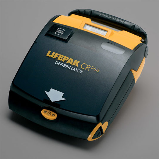 lifepak-cr-plus-aed - Priority First Aid