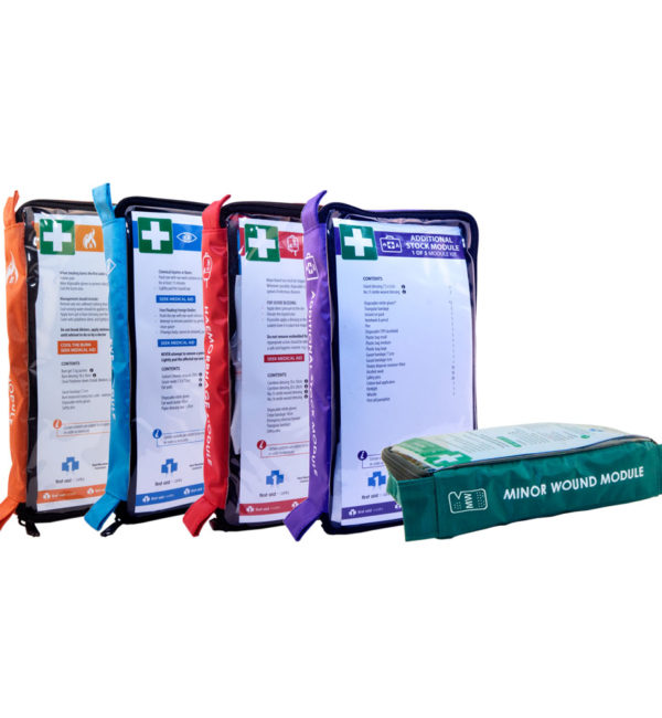 FAWT3MH - Modules - First Aid Kit