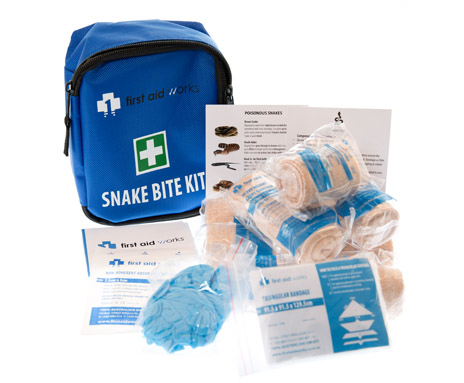 snake bite kit first aid