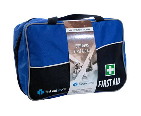 builders all purpose first aid kit