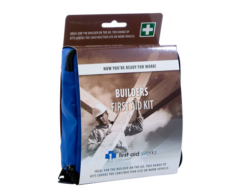 Builders Multi-Purpose small first aid kit