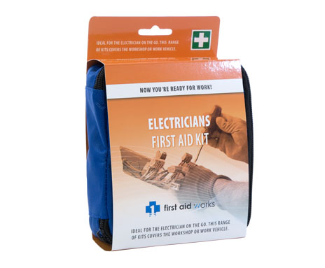 electricians small first aid kit