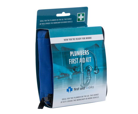 Plumbers Multi-Purpose Small Workplace kit