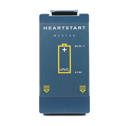 heartstart first aid frx aed battery
