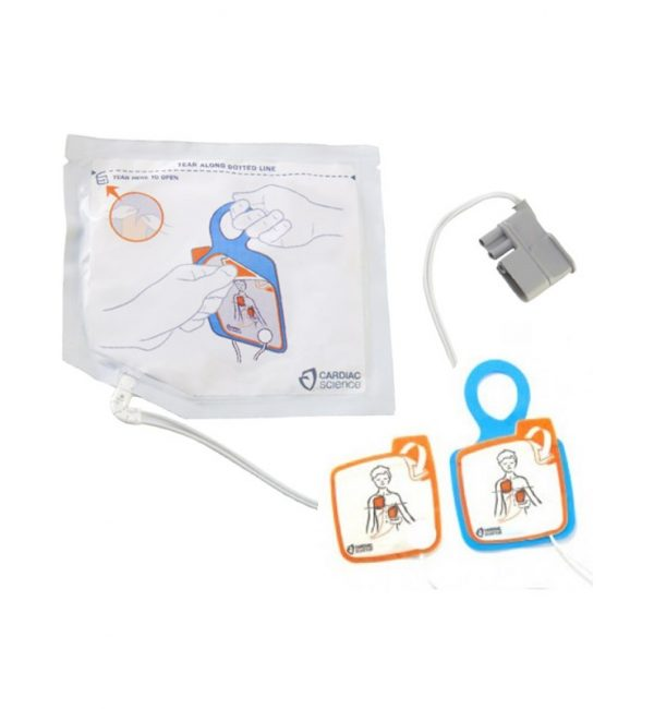 Cardiac Science powerheart g5 paediatric defibrillation pads