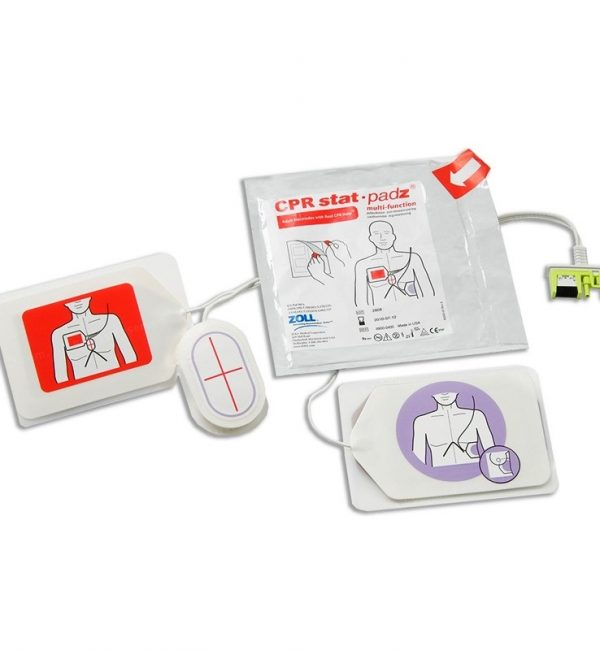 Zoll AED Plus CPR Stat-padz Adult Electrodes
